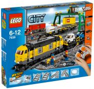 LEGO City 7939 Le train de marchandises