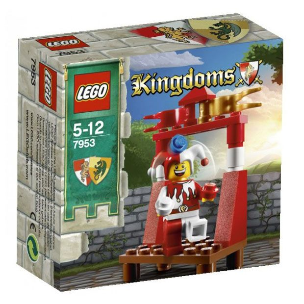 lego kingdoms 7953 pas cher le bouffon du roi. Black Bedroom Furniture Sets. Home Design Ideas