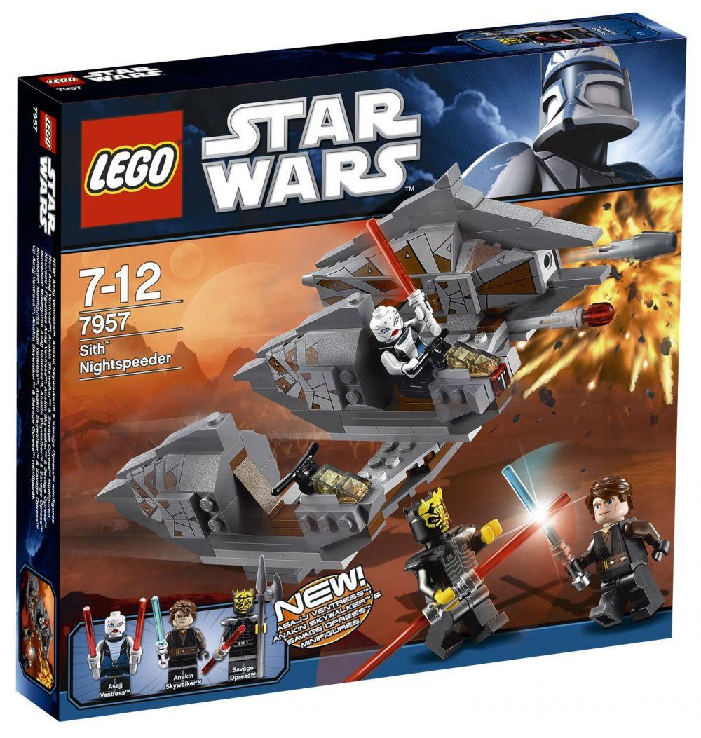 Lego Star Wars  7957  Jeu de Construction  Sith Nightspeeder LEGO