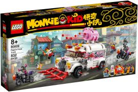 LEGO Monkie Kid 80009 Le food-truck de Pigsy