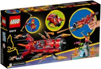LEGO Monkie Kid 80019 Le jet Inferno de Red Son