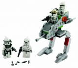 LEGO Star Wars 8014 Ensemble de combat Clone Walker