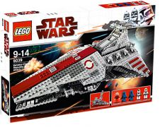 LEGO Star Wars 8039 Venator-class Republic Attack Cruiser