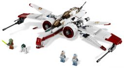 LEGO Star Wars 8088 ARC-170 Starfighter