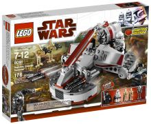 LEGO Star Wars 8091 Republic Swamp Speeder
