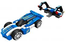 LEGO Racers 8163 Blue Sprinter