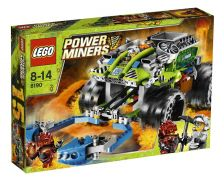 LEGO Power Miners 8190 La voiture-pince
