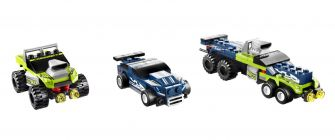 LEGO Racers 8194 Le Stock-car