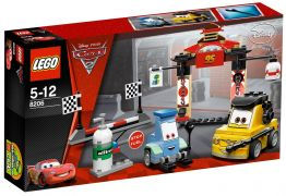 LEGO Cars 8206 Tokyo Pit Stop