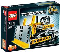 LEGO Technic 8259 Le mini bulldozer
