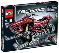 LEGO Technic 8272 Le scooter des neiges