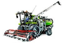 LEGO Technic 8274 La moissonneuse-batteuse
