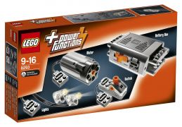 LEGO Power Functions 8293 Ensemble moteur
