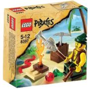 LEGO Pirates 8397 Le pirate