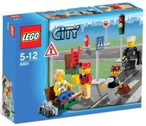 LEGO City 8401 Collection de figurines LEGO City