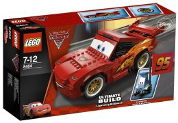 LEGO Cars 8484 Flash McQueen