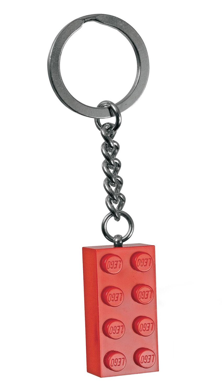 lego porte cl s 850154 pas cher porte cl s brique rouge lego. Black Bedroom Furniture Sets. Home Design Ideas