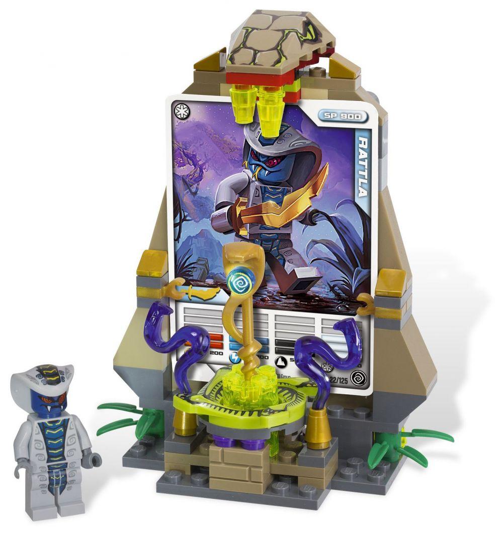 Lego ninjago 850445 pas cher crin pour carte personnage - Personnage ninjago lego ...