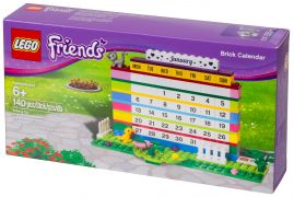 LEGO Friends 850581 Calendrier en briques Friends