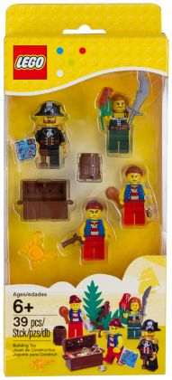 LEGO Pirates 850839 Ensemble Pirate