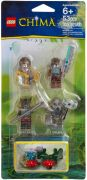 LEGO Chima 850910 Ensemble de figurines et d'accessoires Legends of Chima