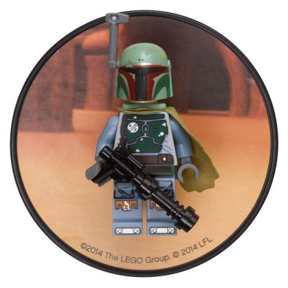 LEGO Objets divers 851317 Aimant Boba Fett