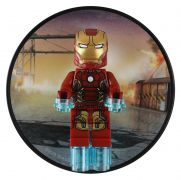 LEGO Objets divers 853457 Aimant Iron Man