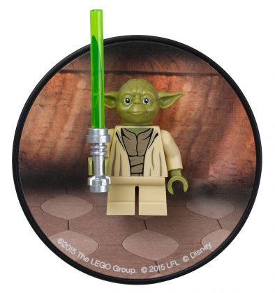 LEGO Objets divers 853476 Aimant Yoda
