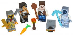 LEGO Minecraft 853610 Assortiment d'habillages 2