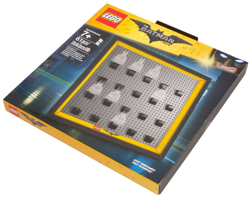 Exceptionnel LEGO Rangement 853638 pas cher - Cadre pour collection de  QX87
