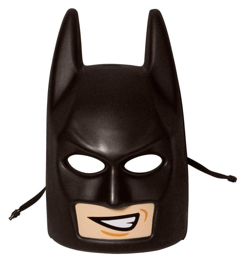 Lego objets divers 853642 pas cher masque batman lego batman le film - Deguisement tete de lego ...