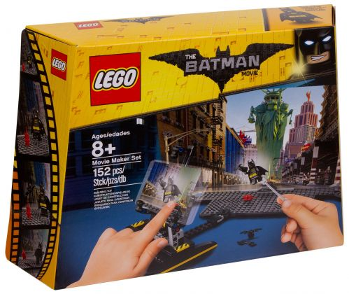 LEGO The Batman Movie 853650 Ensemble Movie Maker Batman LEGO Batman Le Film