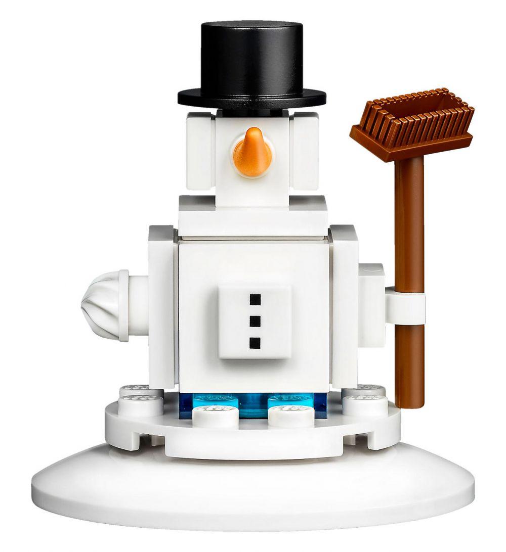 Lego saisonnier 853670 d coration de no l bonhomme de neige - Boule de neige photo pas cher ...