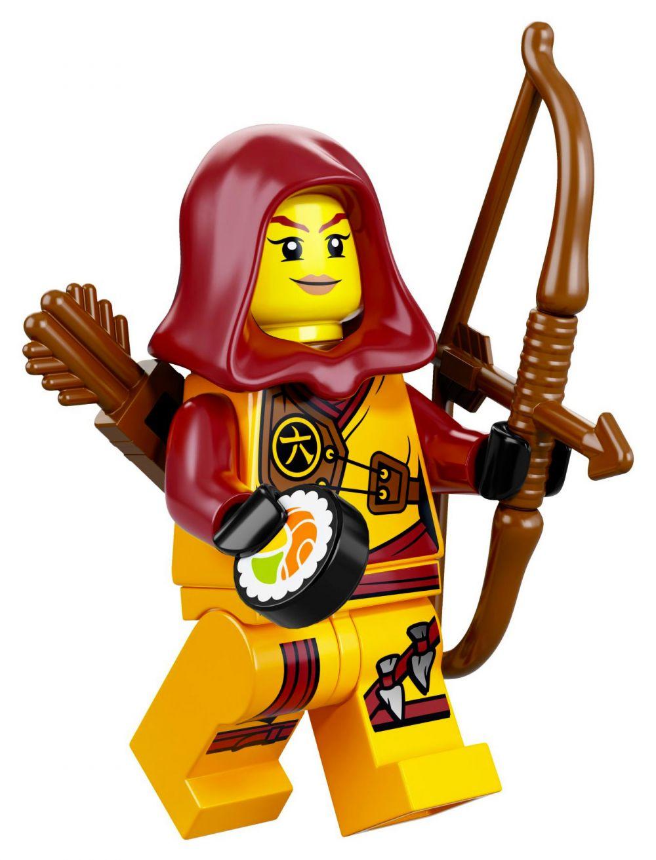 Lego ninjago 853687 pas cher ensemble d 39 accessoires lego - Lego ninjago d or ...