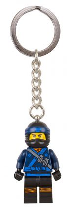 LEGO Porte-clés 853696 Porte-clés Jay The LEGO Ninjago Movie