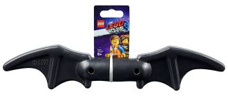 LEGO Objets divers 853870 Batarang The LEGO Movie 2