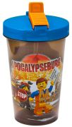 LEGO Objets divers 853876 Verre avec paille The LEGO Movie 2