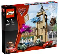 LEGO Cars 8639 - Big Bentley pas cher