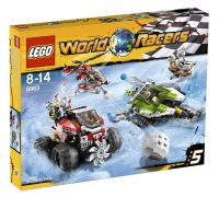 LEGO World Racers 8863 La poursuite arctique