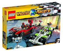 LEGO World Racers 8898 Le circuit infernal