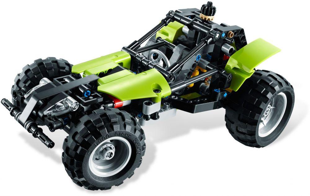 lego technic 9393 pas cher le tracteur. Black Bedroom Furniture Sets. Home Design Ideas
