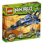 LEGO Ninjago 9442 Le supersonique de Jay