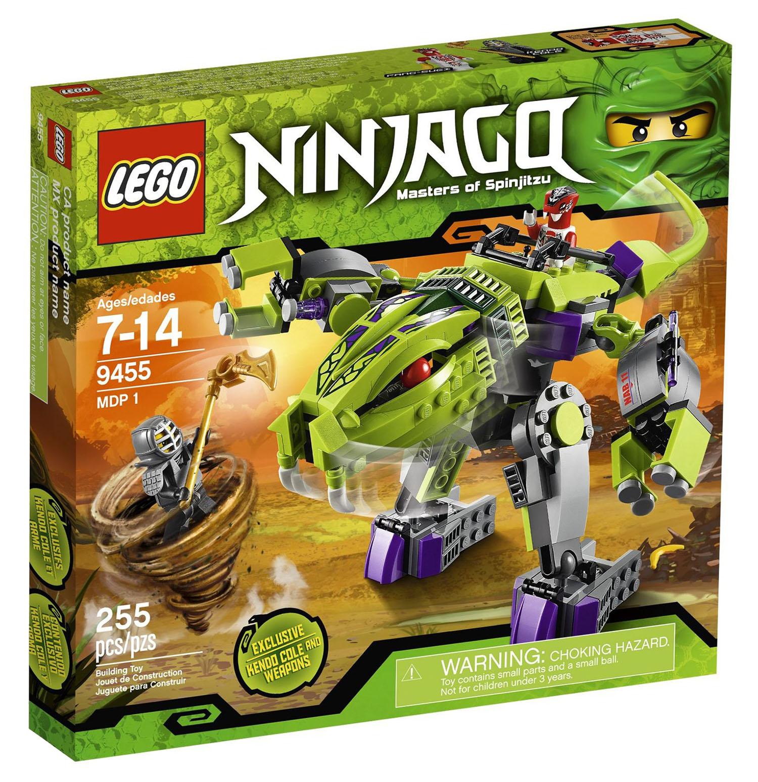 Lego ninjago 9455 pas cher le robot fangpyre - Ninjago dragon d or ...