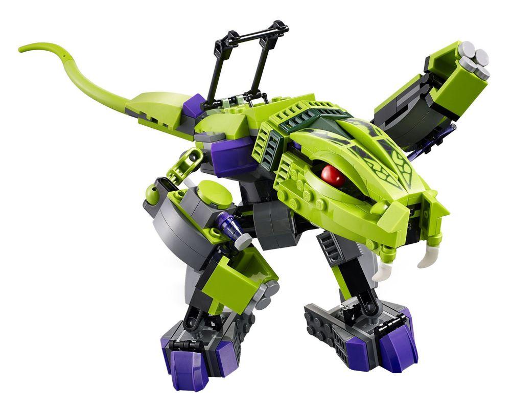 ... LEGO Ninjago 9455 Le robot Fangpyre ...