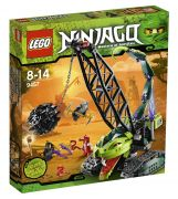 LEGO Ninjago 9457 La boule de destruction des Fangpyres