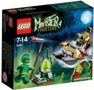 LEGO Monster Fighters 9461 La créature des marais