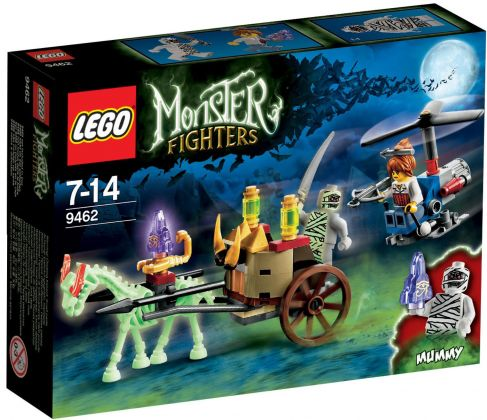 LEGO Monster Fighters 9462 La momie