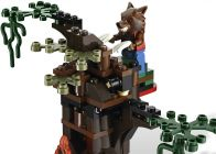 LEGO Monster Fighters 9463 Le loup-garou