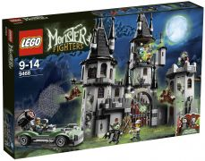 LEGO Monster Fighters 9468 Le château du vampire