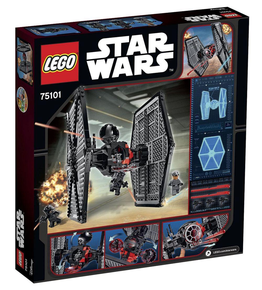 lego star wars 9492 pas cher tie fighter. Black Bedroom Furniture Sets. Home Design Ideas